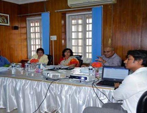 TC-32 Working Committee Meeting at CIRDAP