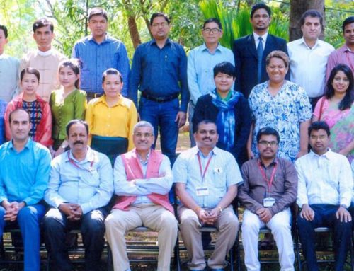 Training on Geospatial Information Management in Rural Development