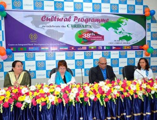 CIRDAP observed its 38th Foundation Day on 06 July 2017