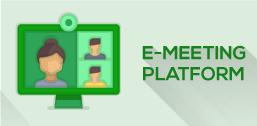 E-MEETING PLATFORM