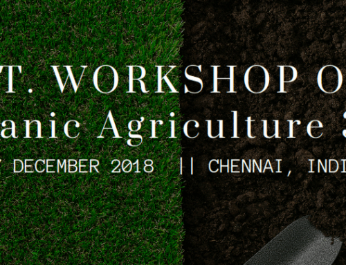 International Workshop on Organic Agriculture 3.0 in India