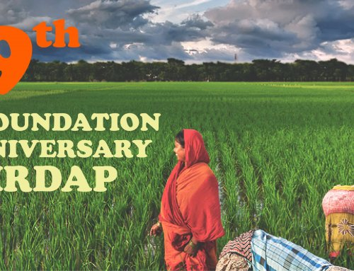 CIRDAP to Celebrate the 39th Founding Anniversary