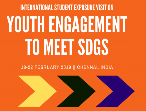 Int. Exposure Visit on Youth Engagement to meet SDGs