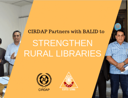 CIRDAP Partners with BALID to Strengthen Rural Libraries