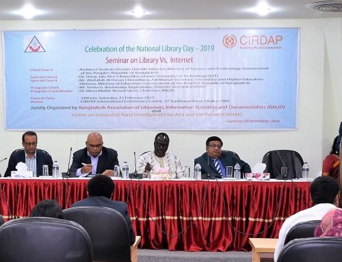 National Seminar on Library in the age of Internet held