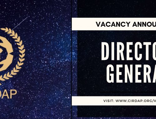 Vacancy Announcement for Director General