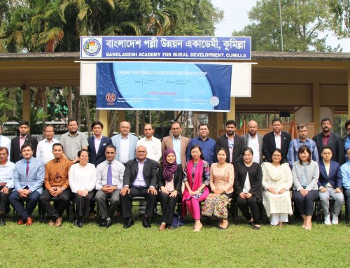 Planning Workshop for CIRDAP National Coordinators Held