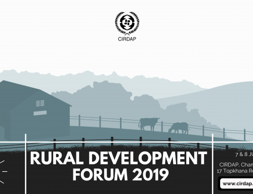 Rural Development Forum 2019