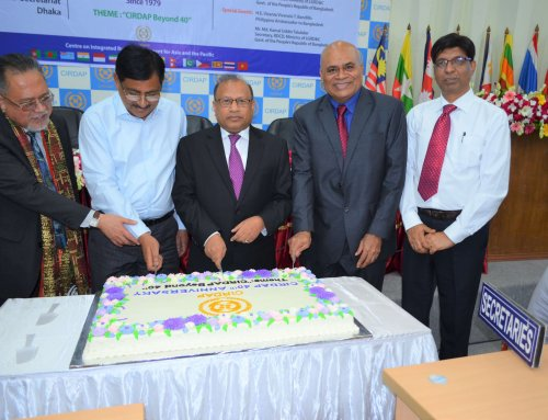 CIRDAP Celebrates it's 40th Anniversary