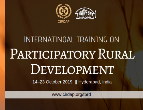 Int. Training on Participatory Rural Development