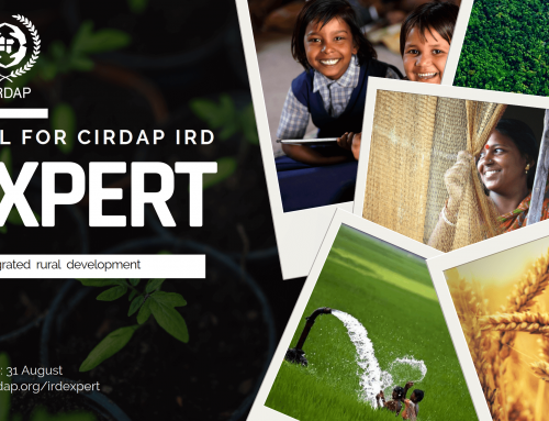 Call for CIRDAP IRD Expert