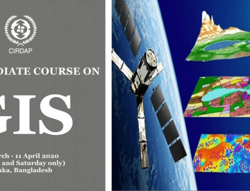 Intermediate Certificate Course on  GIS and its Applications