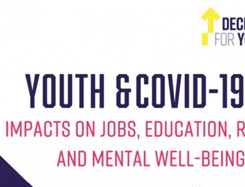 Youth & COVID-19: Impacts on jobs, education, rights and mental well-being