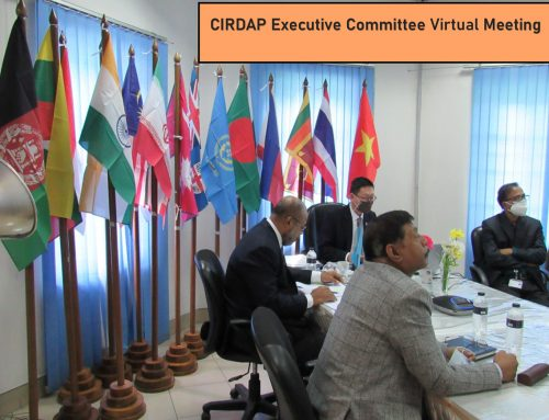 The 1st Virtual Executive Committee Meeting held