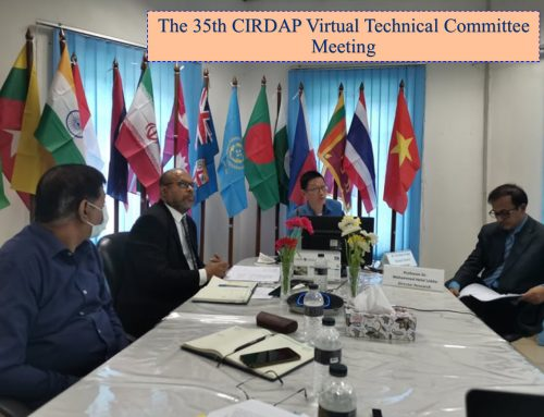 The 35th Virtual Technical Committee Meeting held