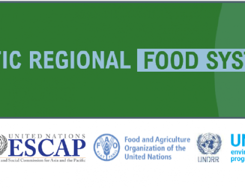 Asia Pacific Regional Food Systems Dialogue 10 June 2021, 13.30 – 16.15 (BKK time, UTC +7)