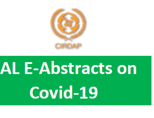 CAL E-Abstracts on Covid-19