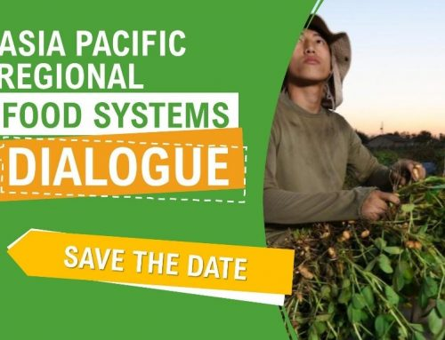 The Asia-Pacific regional food systems dialogue