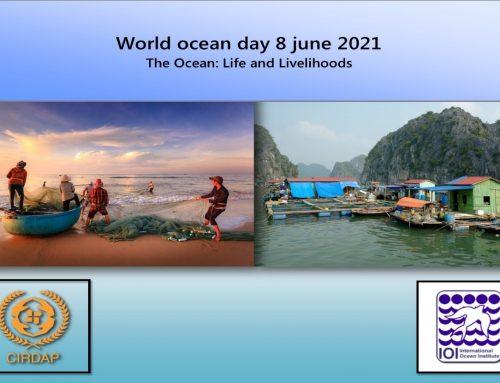 World Ocean Day, 8 June 2021
