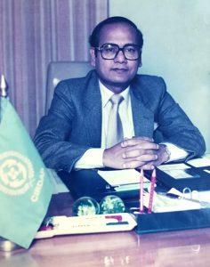 Mr. ATM Shamsul Haque, Bangladesh, 1984-1992