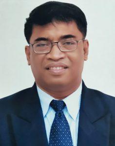 Dr. Cecep Effendi, Indonesia, 2012-2016