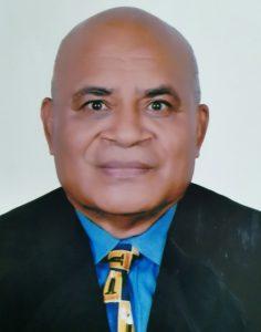 Mr. Tevita G.B. Taginavulau, Fiji, 2016-2020