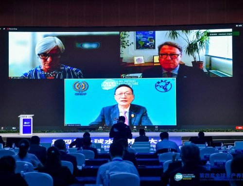 DG CIRDAP provided the statement in the Global Conference on Aquaculture 2020